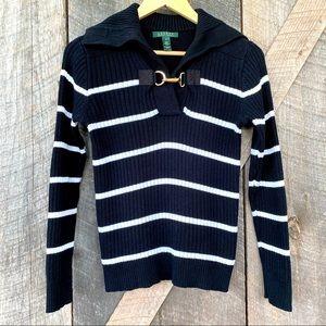 Ralph Lauren 💯 cotton sweater